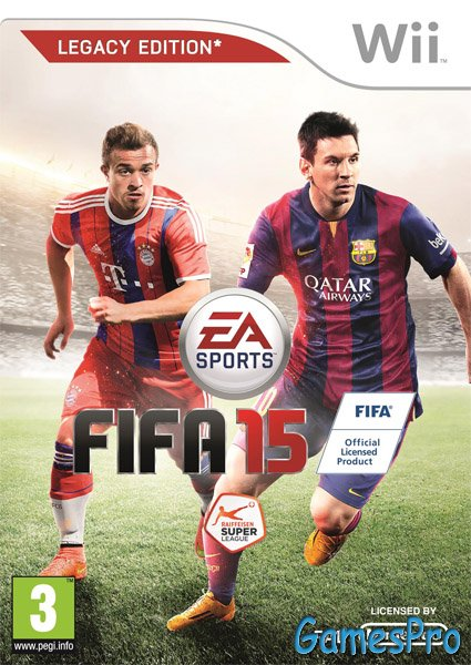 FIFA 14 - Legacy Edition (Wii)
