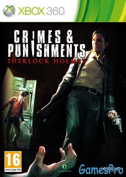 Sherlock Holmes: Crimes and Punishments (XBOX360)