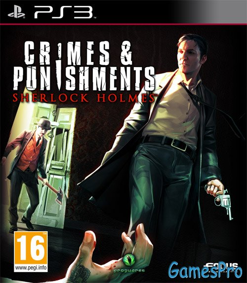 Sherlock Holmes: Crimes and Punishments (PS3)
