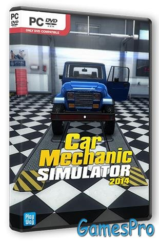 Car Mechanic Simulator 2014 [v 1.1.2.2] (2014/PC) RePack от R.G. Steamgames