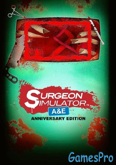 Surgeon Simulator: Anniversary Edition (2014/RUS/ENG/Repack R.G. UPG)