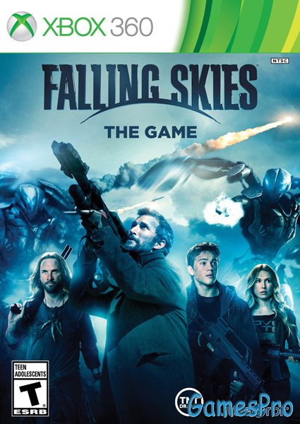 Falling Skies: The Game (XBOX360)