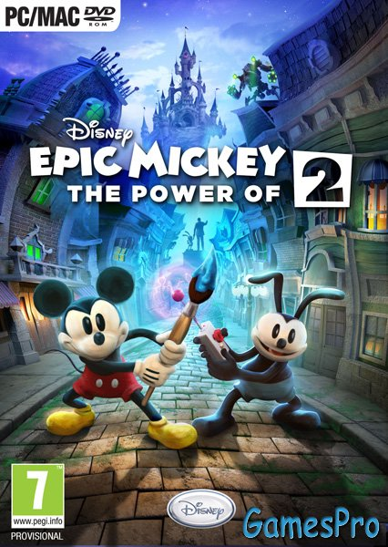 Disney Epic Mickey 2 - The Power of Two (PC)