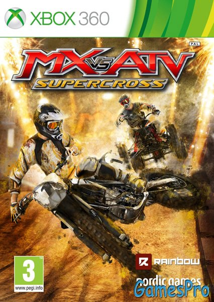 MX Vs ATV: Supercross (XBOX360)