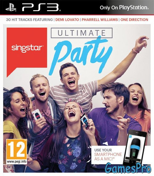 Singstar: Ultimate Party (PS3)