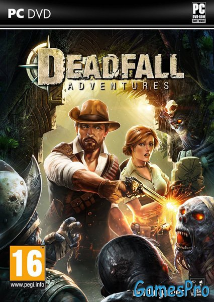 Deadfall Adventures: Collectors Edition (PC)