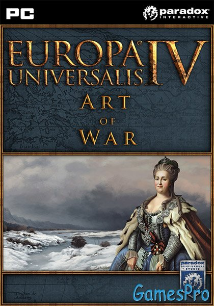 Europa Universalis IV: Art of War (PC)