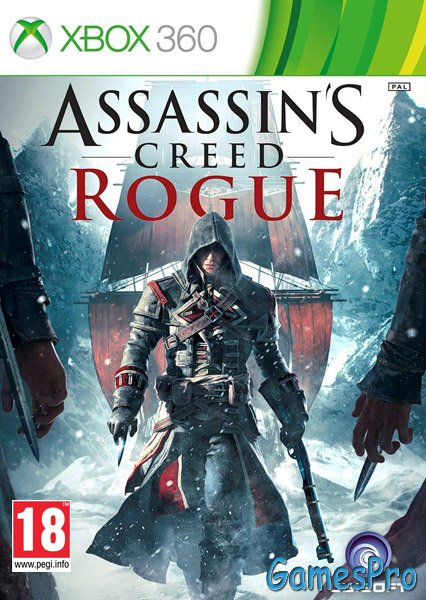 Assassin's Creed Rogue (XBOX360)