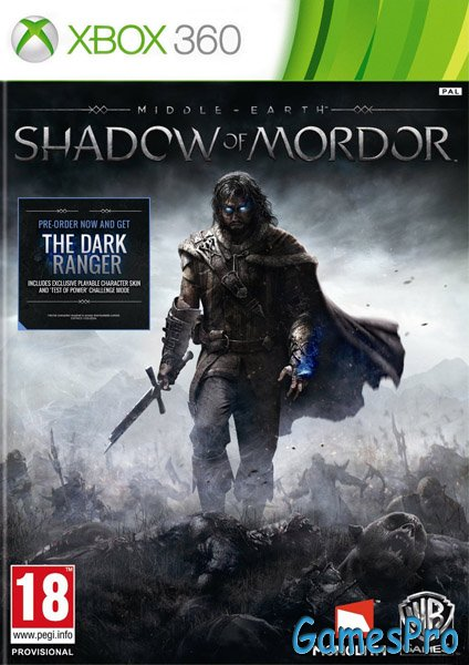 Middle-Earth: Shadow of Mordor (XBOX360)