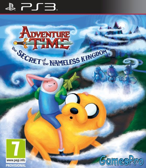 Adventure Time: The Secret of the Nameless Kingdom (PS3)