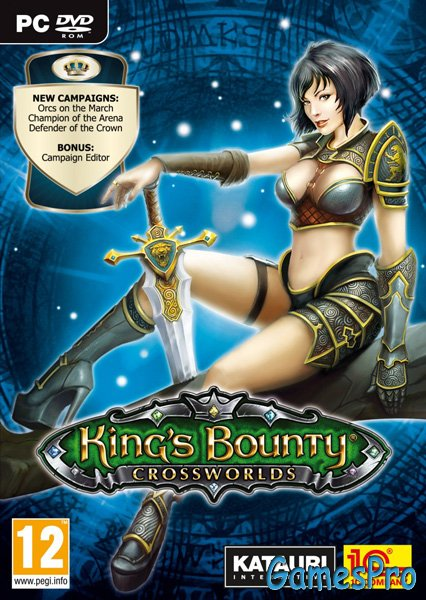 King's Bounty: Crossworlds (PC)