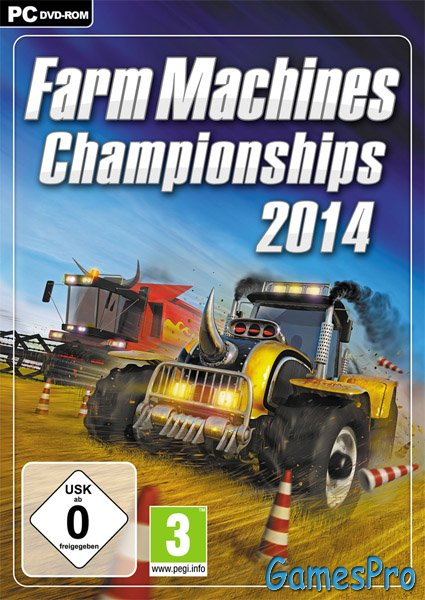 Farm Machines Championships 2014 (PC)