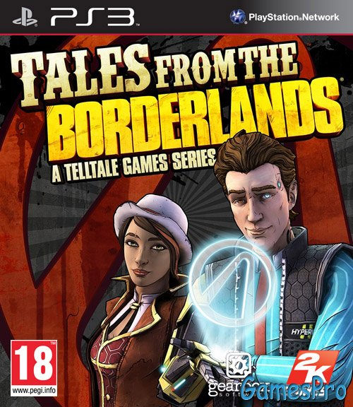 Tales From The Borderlands - Episode 1 (PS3)