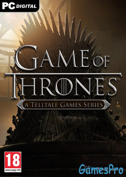 Game of Thrones - A Telltale Games Series: Episode 1 (PC)