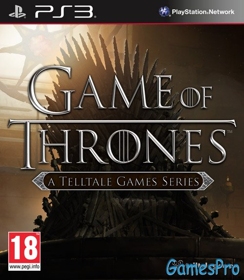 Game of Thrones - A Telltale Games Series: Episode 1 (PS3)