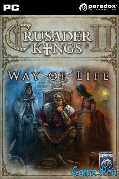 Crusader Kings II: Way of Life (PC)