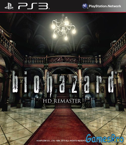 Resident Evil / Biohazard HD REMASTER (PS3)