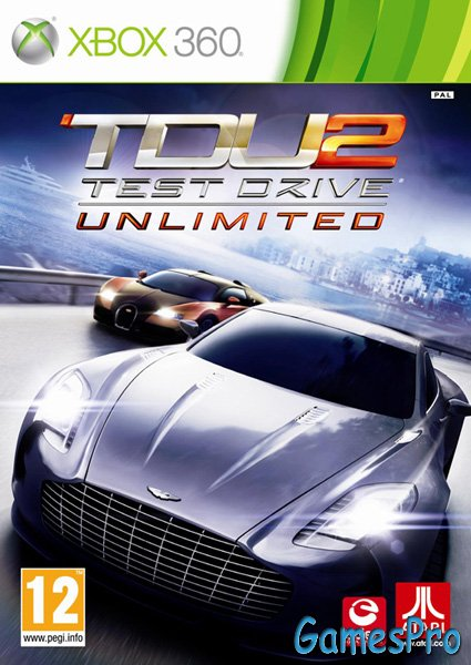 Test Drive Unlimited 2 (XBOX360)