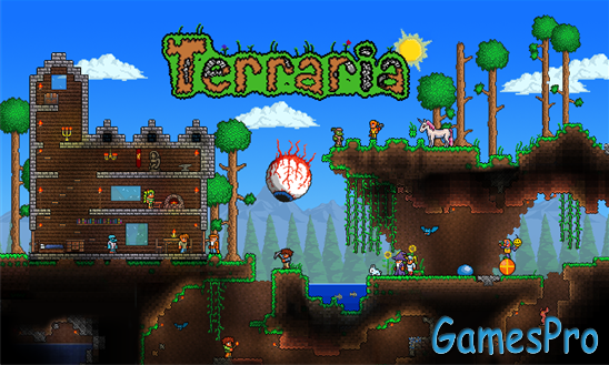 Скачать Terraria для Windows Phone