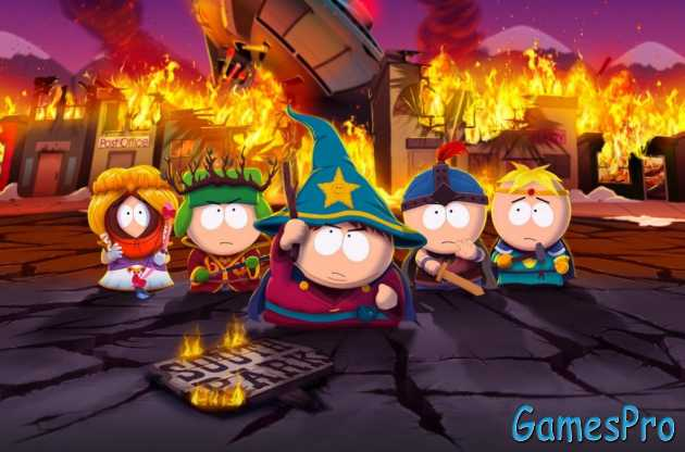 South Park: The Stick of Truth вийшла на PS4 і Xbox One