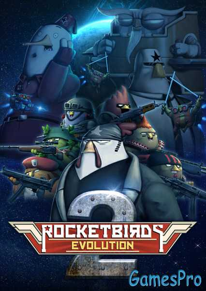 Rocketbirds 2 Evolution (PC)