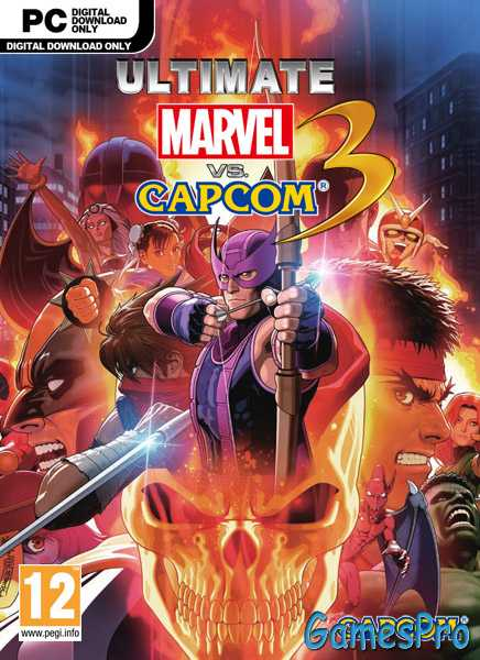 Ultimate Marvel vs. Capcom 3 (PC)