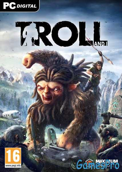 Troll and I (PC)