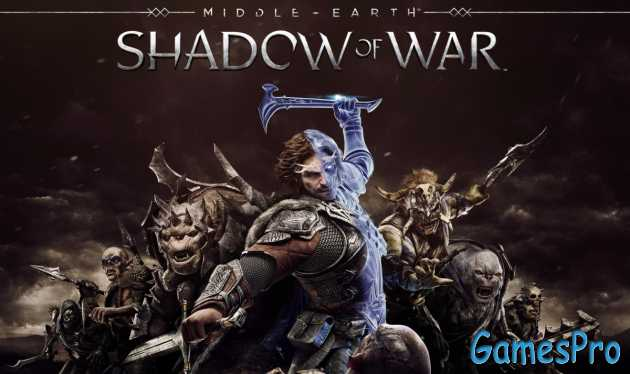 Вийшла Shadow of War - The Mobile Game