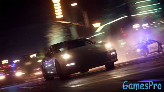 В сюжетному трейлері Need for Speed: Payback вертоліт не вибухнув